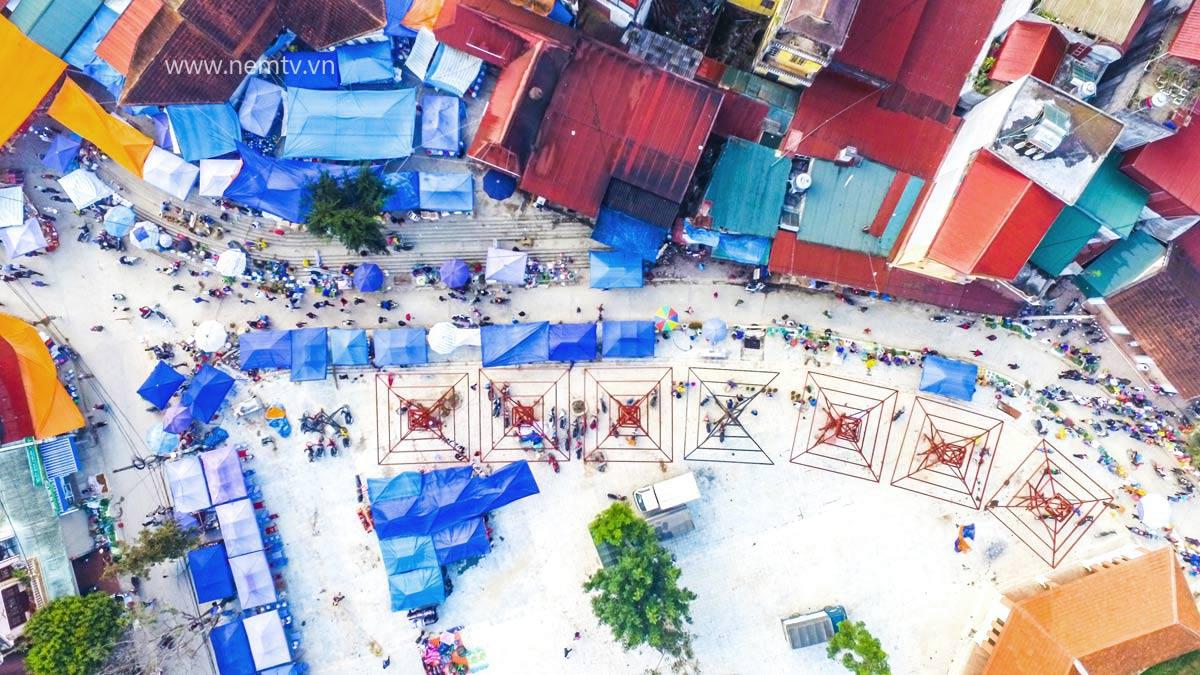 Chợ Bắc Hà Lào Cai 3