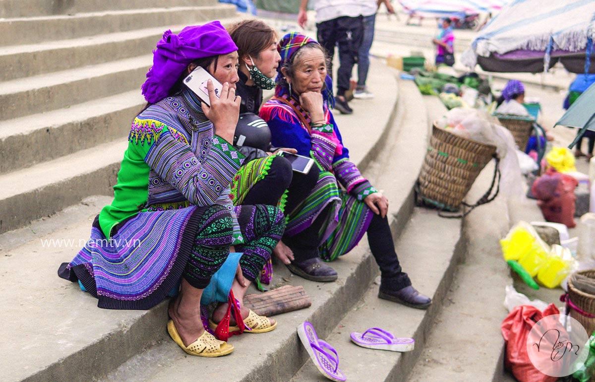 Chợ Bắc Hà Lào Cai 12