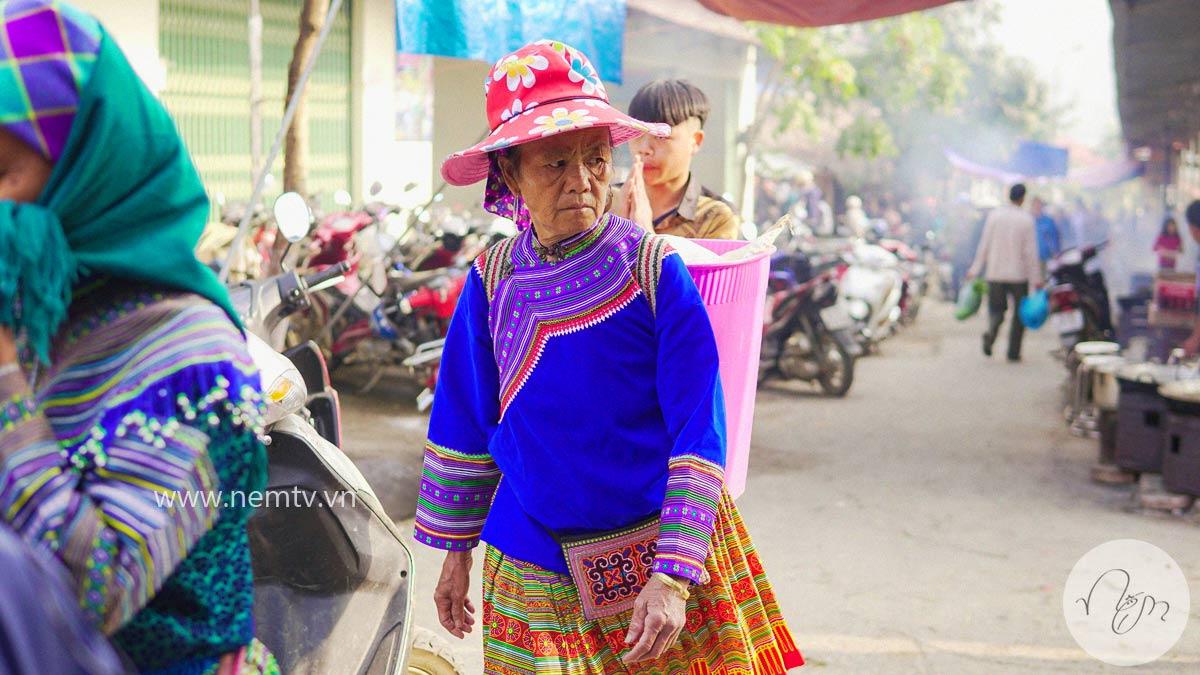 Chợ Bắc Hà Lào Cai 14