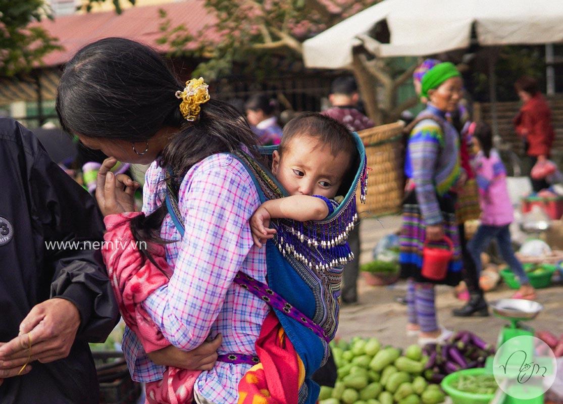 Chợ Bắc Hà Lào Cai 16
