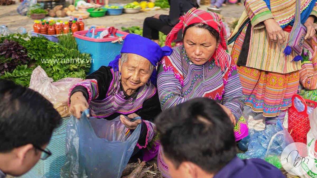 Chợ Bắc Hà Lào Cai 17