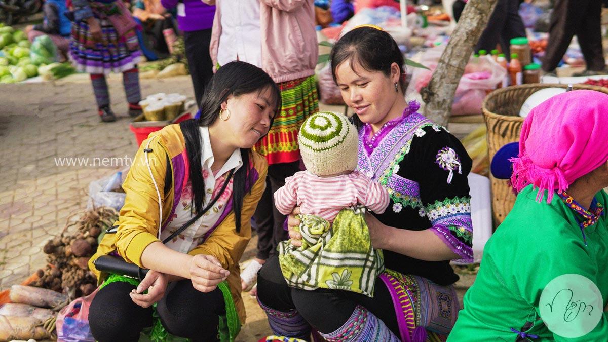 Chợ Bắc Hà Lào Cai 18