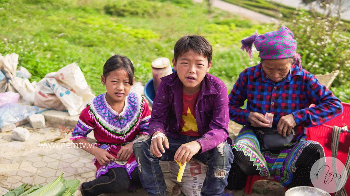 Chợ Bắc Hà Lào Cai 20