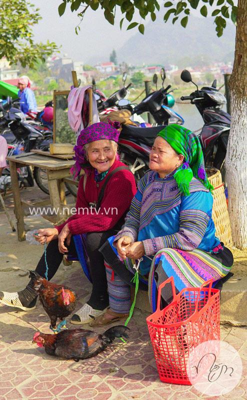 Chợ Bắc Hà Lào Cai 25
