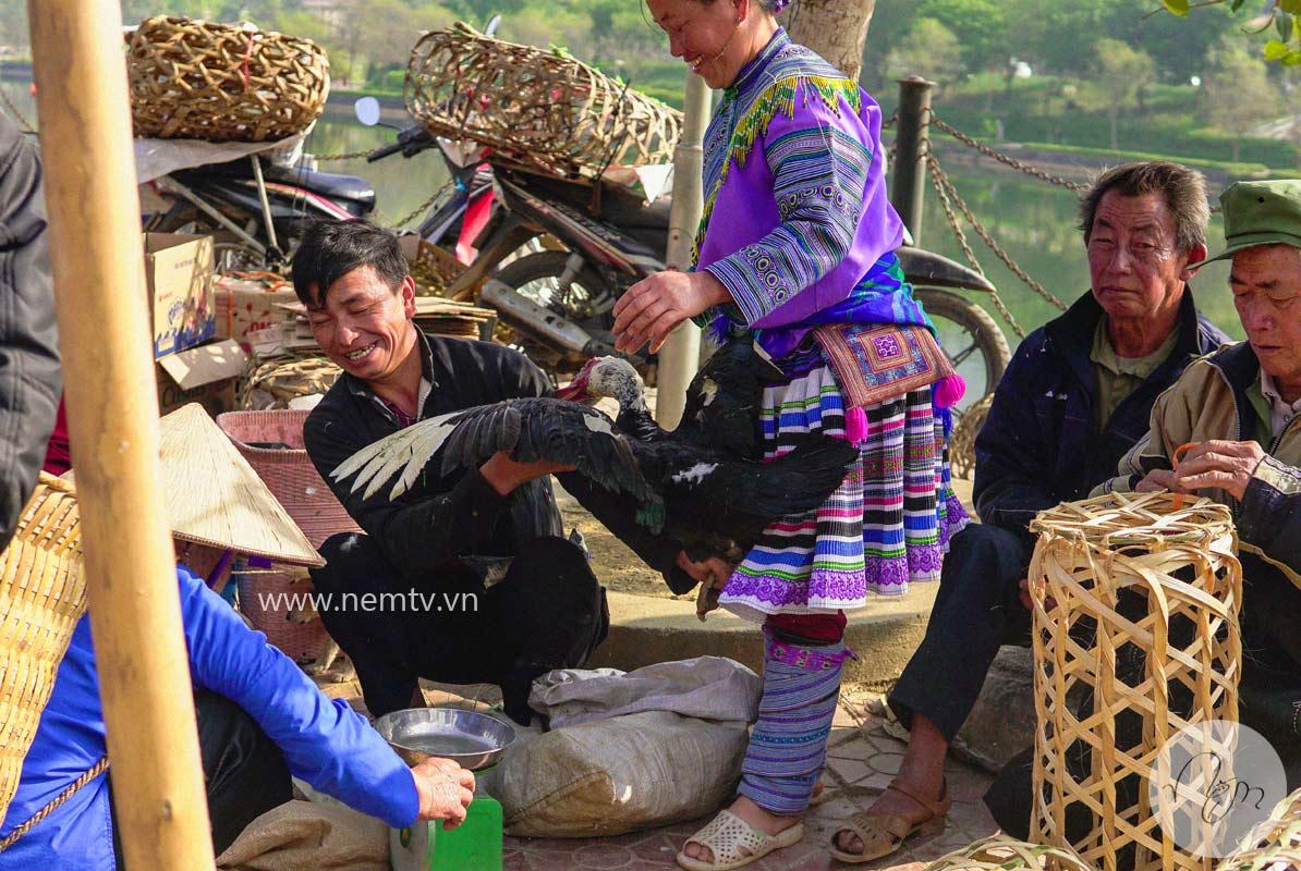 Chợ Bắc Hà Lào Cai 27