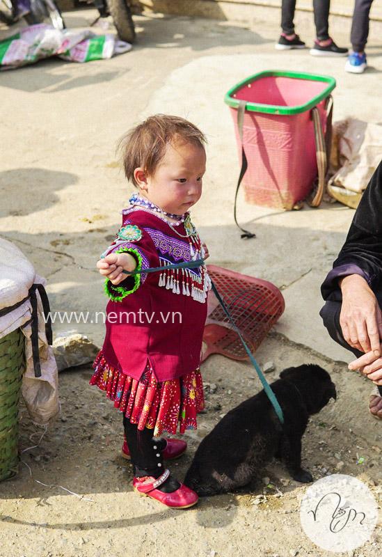 Chợ Bắc Hà Lào Cai 31