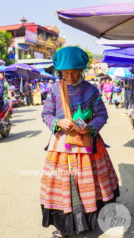 Chợ Bắc Hà Lào Cai 35