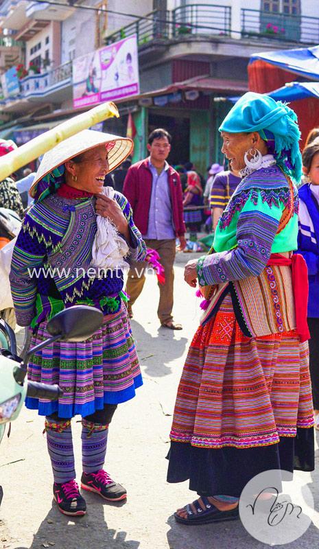 Chợ Bắc Hà Lào Cai 36