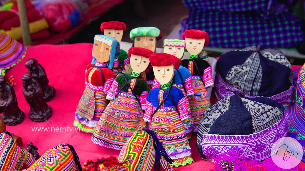 Chợ Bắc Hà Lào Cai 39