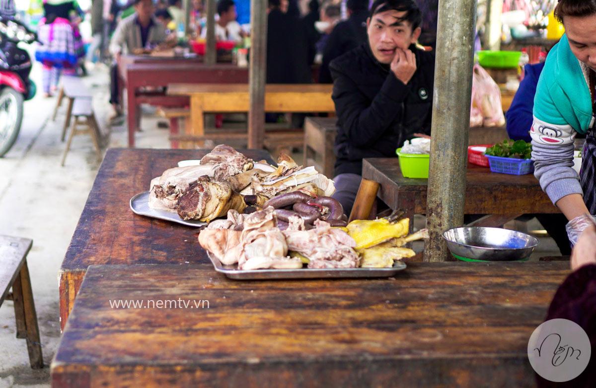 Chợ Bắc Hà Lào Cai 45