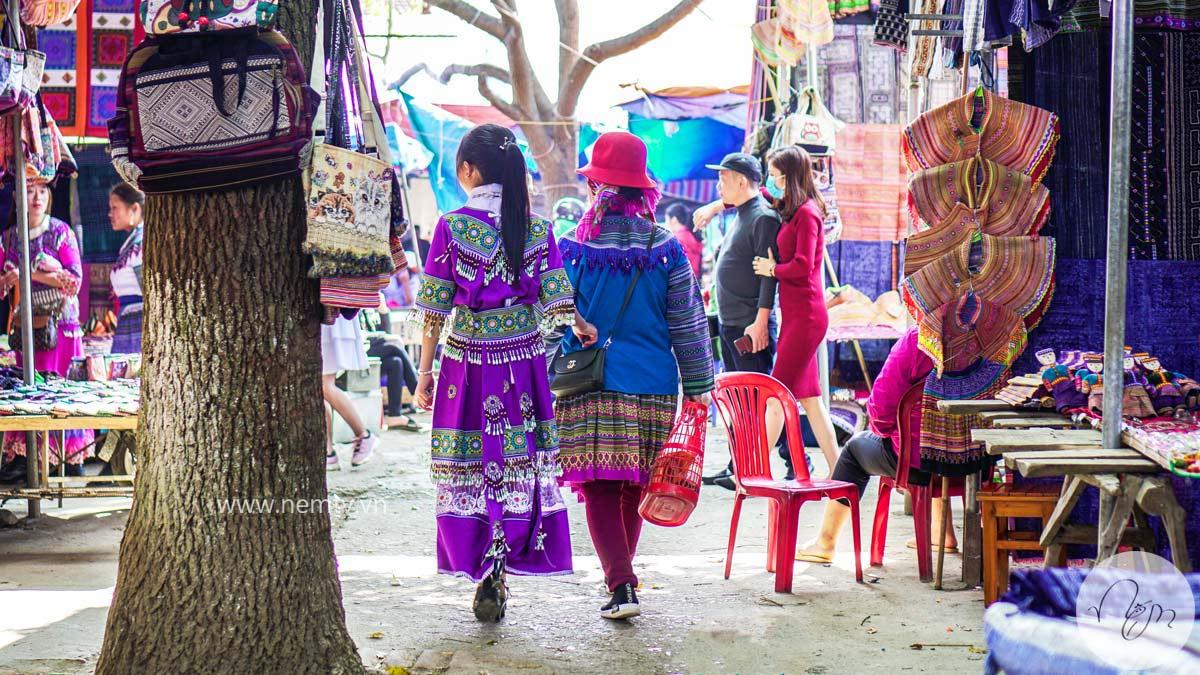 Chợ Bắc Hà Lào Cai 50