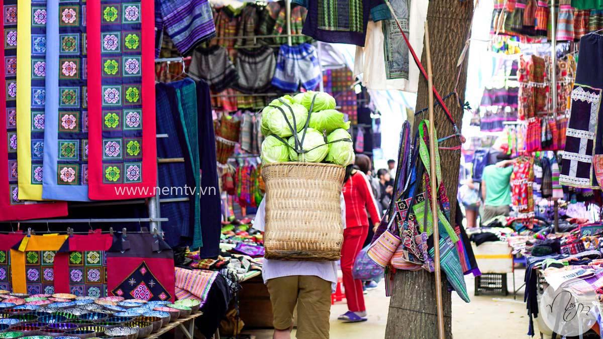 Chợ Bắc Hà Lào Cai 51