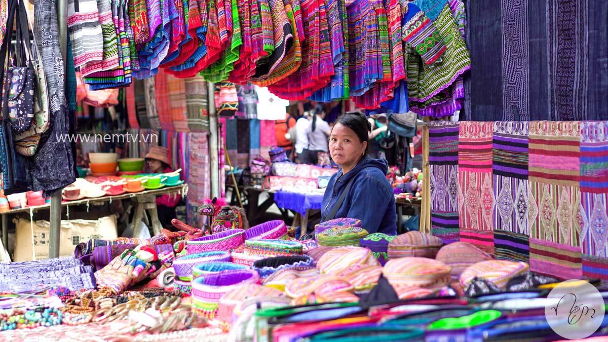 Chợ Bắc Hà Lào Cai 52