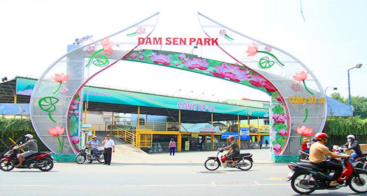 Một số địa điểm vui chơi gần chợ Bình Tây