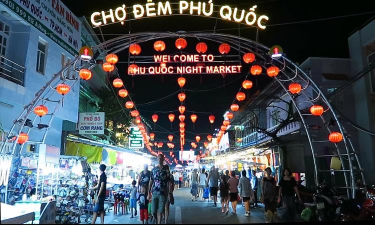 Chợ đêm Phú Quốc - phú quốc