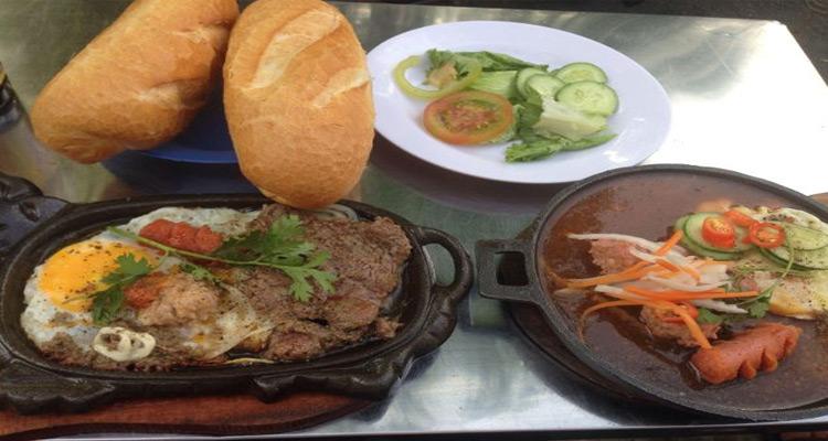 Một số quán ăn ngon ở quanh chợ Hạnh Thông Tây