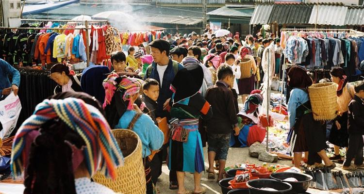 Chợ tình Khâu Vai 04
