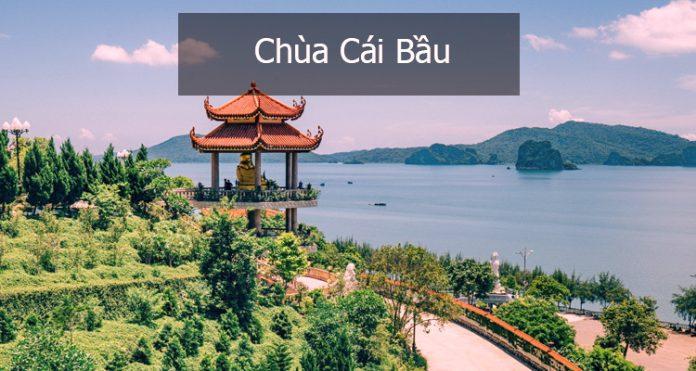 Chùa Cái Bầu Quảng Ninh 13