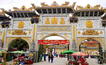 Chùa Cao Linh Hải Phòng 1