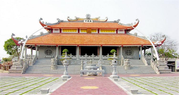 Chùa Cao Linh Hải Phòng