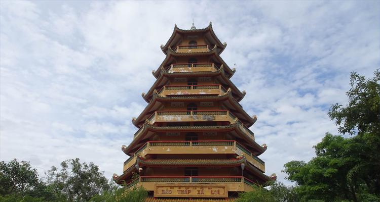 Chùa Giác Lâm- bảo tháp