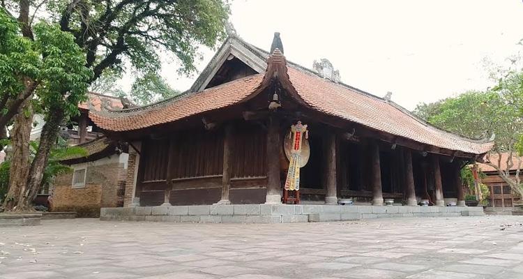Chùa Vĩnh Nghiêm Bắc Giang 2