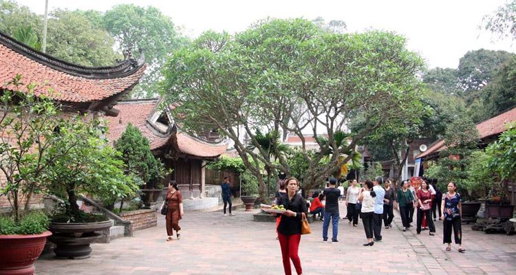 Chùa Vĩnh Nghiêm Bắc Giang 4