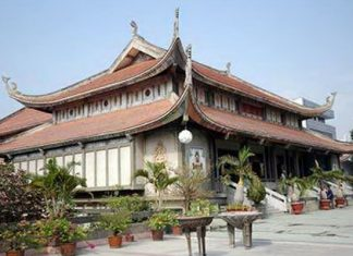 Chùa Vĩnh Nghiêm Bắc Giang 1