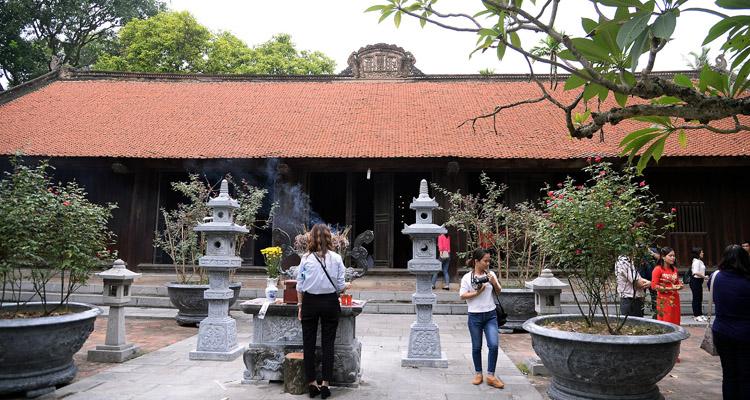 Chùa Vĩnh Nghiêm Bắc Giang 6