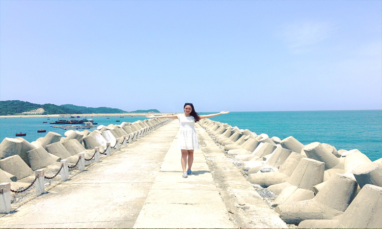 Cô Tô ở đâu - cảng