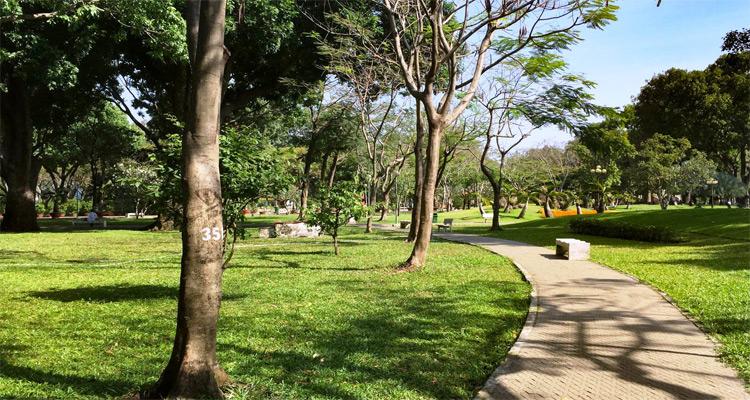 Công viên Gia Định là một địa điểm vui chơi, giải trí hấp dẫn