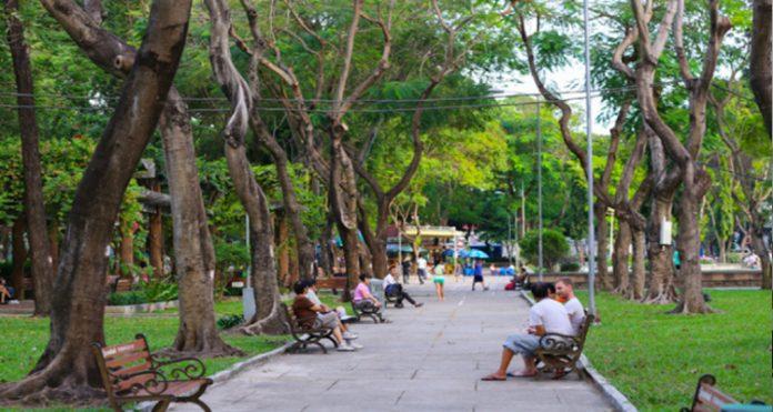 Công viên Lê Văn Tám - công viên
