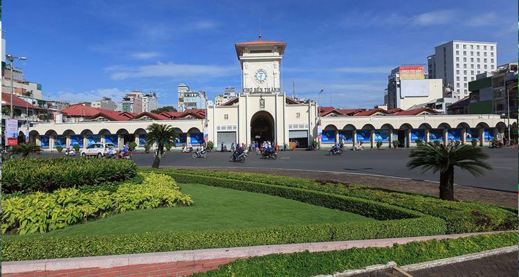 Các địa điểm vui chơi gần công viên Tao Đàn