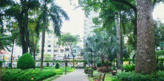 Khám phá công viên Tao Đàn