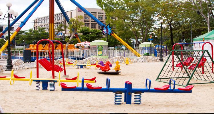 Tổng hợp các trò chơi ở trong Công viên Thỏ Trắng