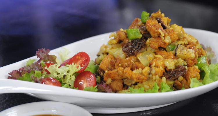 Đặc sản An Giang cơm nị cà púa