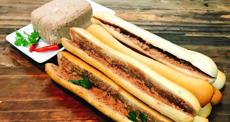 Đặc sản Hải Phòng - bánh mỳ