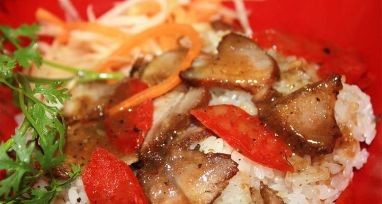 Đặc sản Nam Định - nước sốt