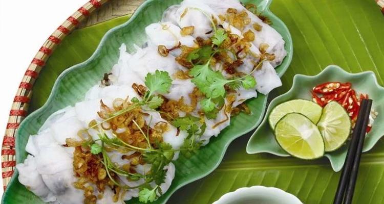 Đặc sản Nam Định - bánh cuốn