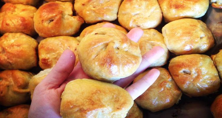 Đặc sản Nam Định - bánh xíu páo