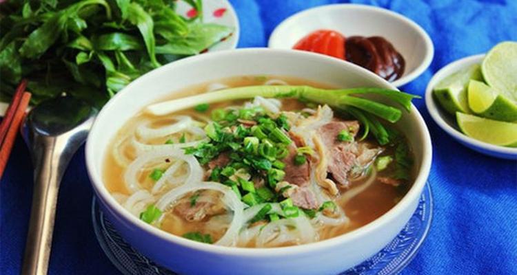 Đặc sản Nam Định - nước dùng
