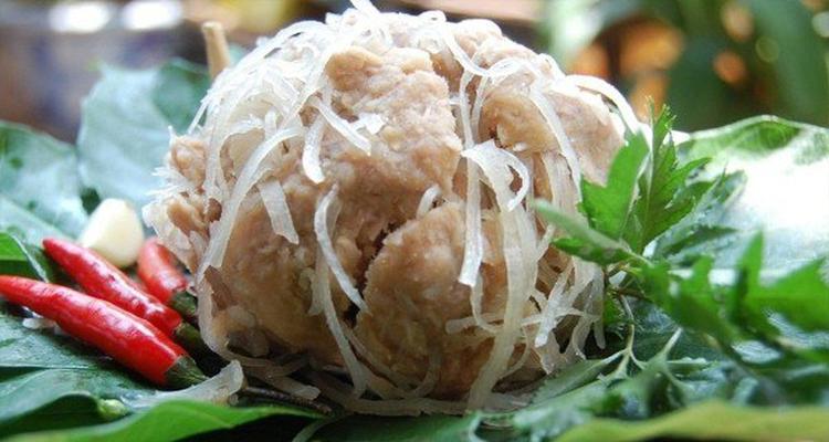 Đặc sản Nam Định - nem mắm