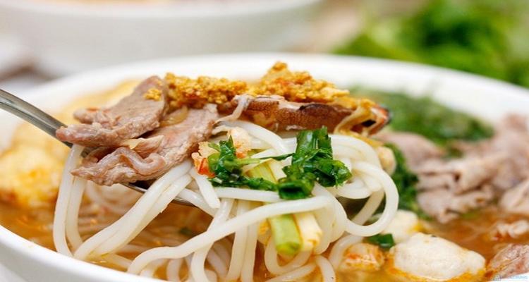 Đặc sản Nam Định - gạch cua