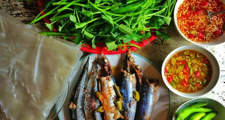 Đặc sản Phú Yên - cá nục