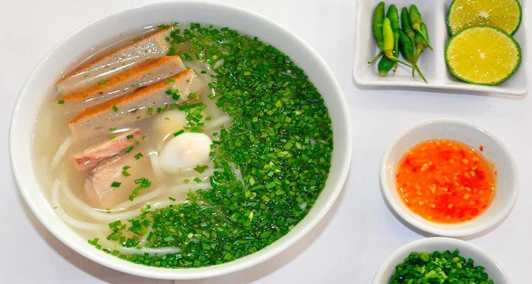 Đặc sản Phú Yên - bánh canh