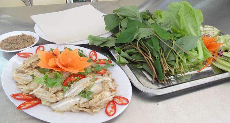 Đặc sản Phú Yên - bánh tráng