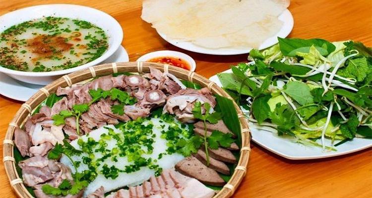 Đặc sản Phú Yên - lòng heo