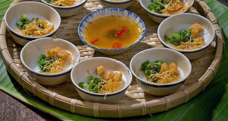 Đặc sản Phú Yên - bánh bèo