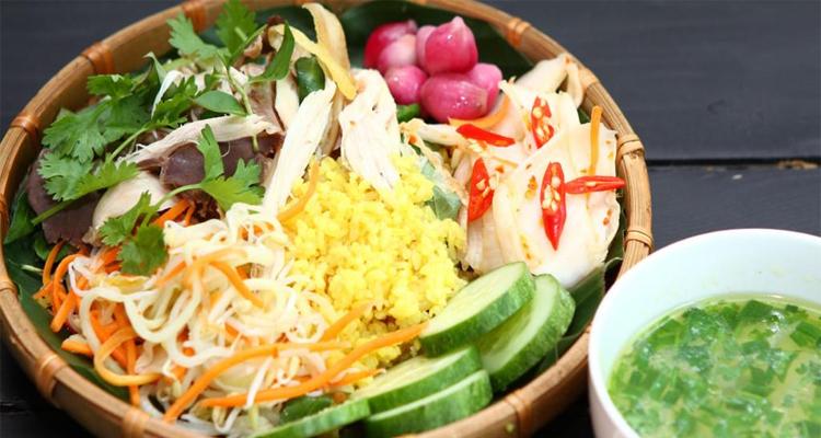 Đặc sản Phú Yên - hành chua