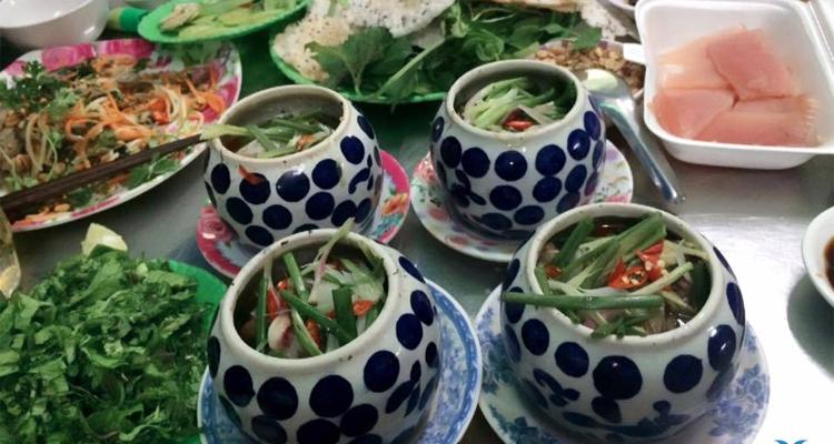 Đặc sản Phú Yên - mắt cá ngừ